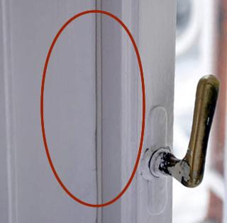 Műanyag ablak javítása házilag