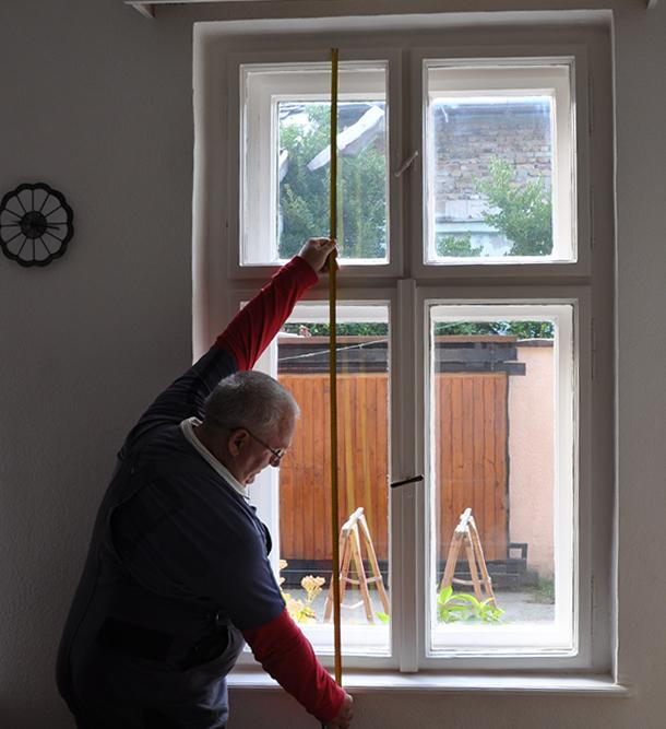 Ablakszigetelés felmérés
